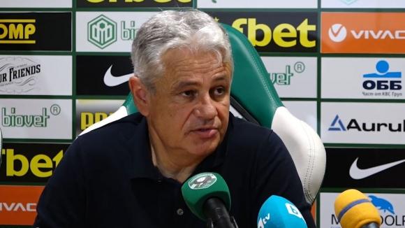 Стойчо Стоев: Ренан си е наш вратар, няма как да бъде продаден