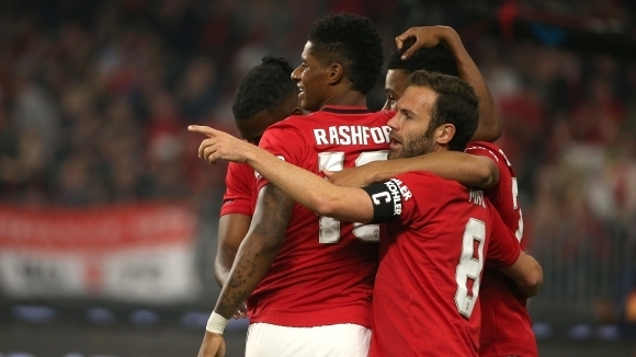 Манчестър Юнайтед - Лийдс Юнайтед 4:0