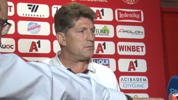 Стойчо Стоилов: Не може феновете да решават кой да играе