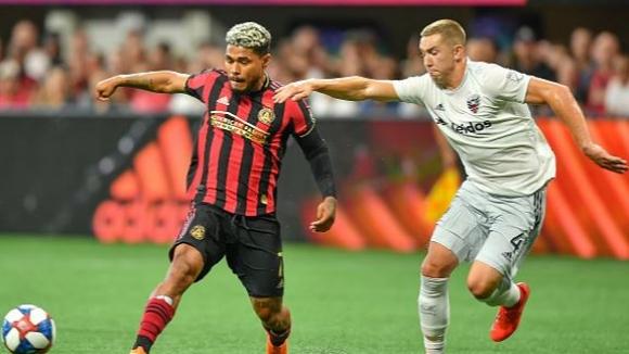 Шампионите от Атланта с трудна победа над  Ди Си Юнайтед