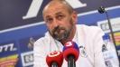 Пресконференция на старши треньора на Ружомберок Ян Хаспра преди реванша с Левски