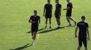 Тренировка на Ружомберок преди сблъсъка с Левски
