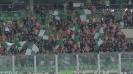 Радостта на унгарците след победата над Лудогорец