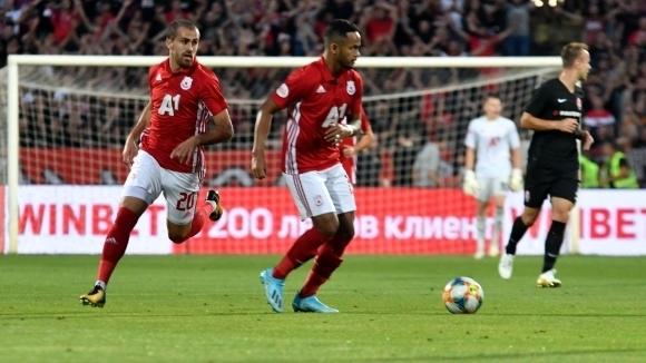 Десет от ЦСКА-София заслужаваха да продължат, но съдията и късметът решиха друго