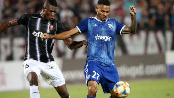 Ранен гол прекърши амбициите на Локомотив (Пловдив) за обрат в Страсбург