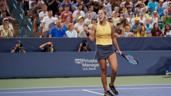 Мадисън Кийс елиминира Халеп на осминафиналите в Синсинати