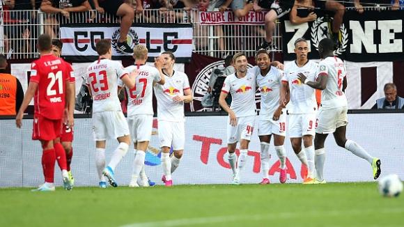 Унион бе разгромен в дебюта си в Бундеслигата