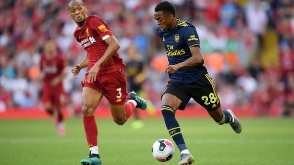 41' Ливърпул - Арсенал 1:0