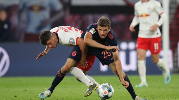 Ред Бул Лайпциг - Байерн Мюнхен 1:1