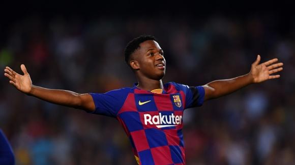 Барселона - Валенсия 5:2