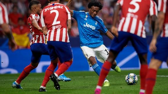 Атлетико Мадрид - Ювентус 2:2