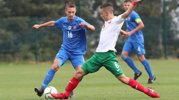 16 годишните загубиха от Словакия пред погледите на Джарета, Тони Велков и Христо Арангелов