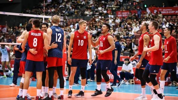 САЩ разгроми Русия с 3:0 гейма в мач за Световната купа