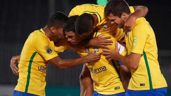Феноменален гол на бразилец