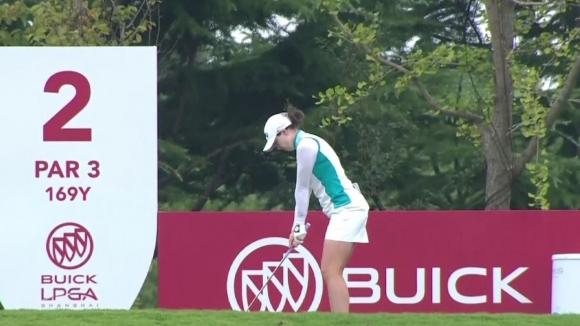Брилянтен удар в голфа