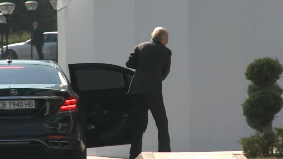 Спас Русев също дойде за изпълкома на БФС