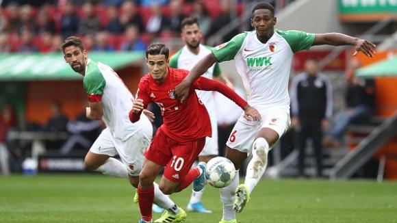 Байерн (М) с равенство, Дортмунд победи Мьонхенгладбах