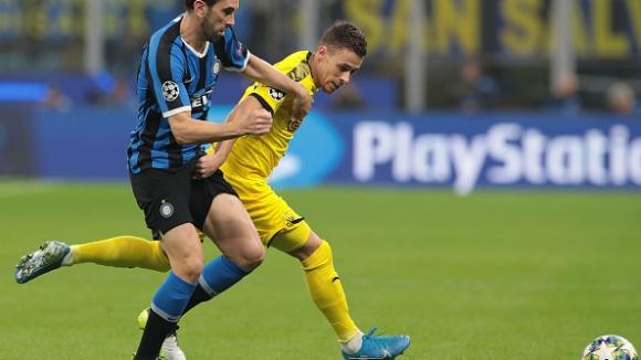 Интер - Борусия (Дортмунд) 2:0