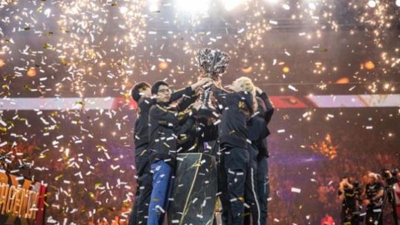 Световната титла в League of Legends се връща в Китай
