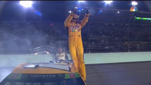 Кайл Буш стана шампион в НАСКАР за втори път
