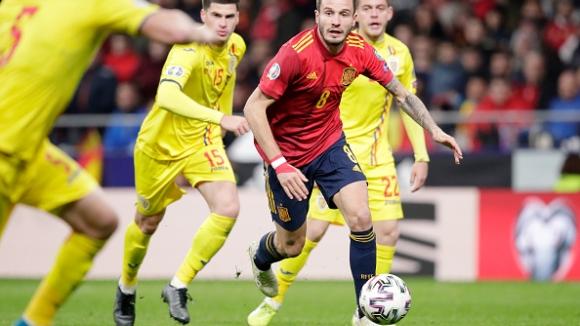 Испания - Румъния 5:0