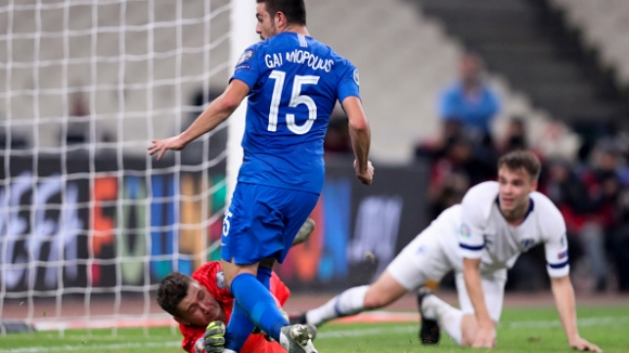 Гърция - Финландия 2:1