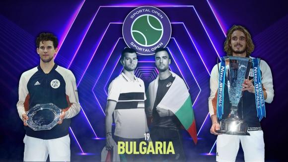 """Защо тримата големи се провалиха на финалите на ATP - гледайте """"Sportal Open"""""""