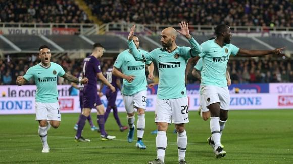 Интер изпусна победата във Флоренция