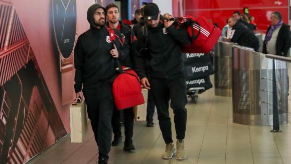 ЦСКА-София се завърна след първия си лагер в Анталия