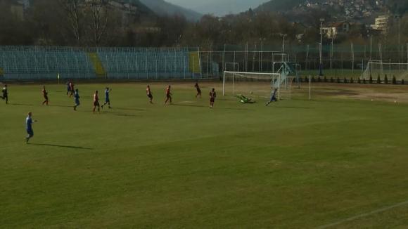 Спортист (Своге) поведе в контролата срещу Локомотив (София)