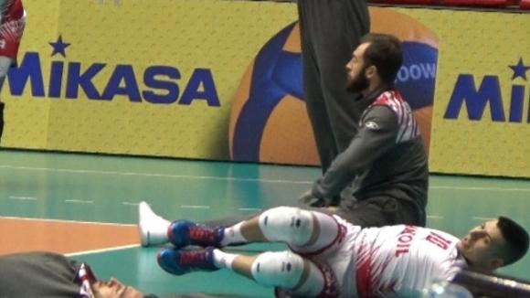 Нефтохимик и Хебър излизат в здрава битка за Купата на България по волейбол