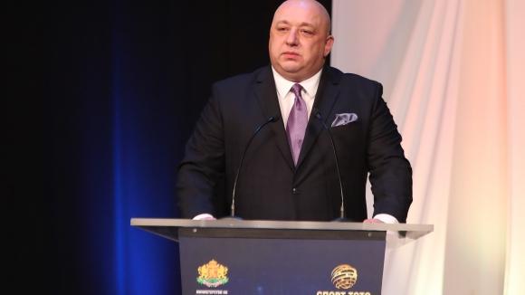Красен Кралев: Промените в закона ще помогнат на българския спорт