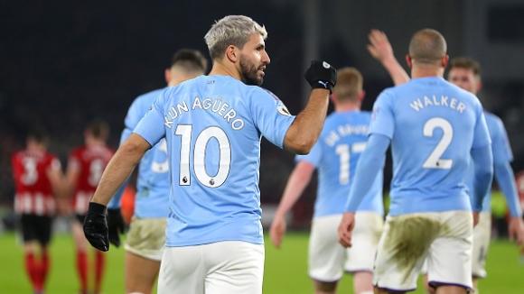 Шефилд Юнайтед - Манчестър Сити 0:1