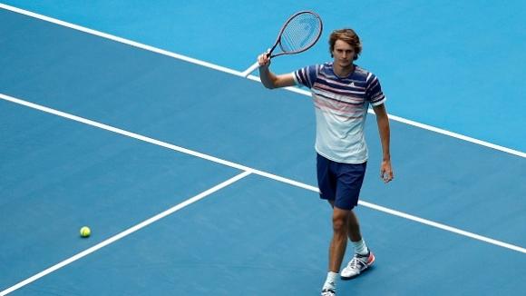 """Медведев, Тийм и Зверев в третия кръг на """"Australian Open"""""""