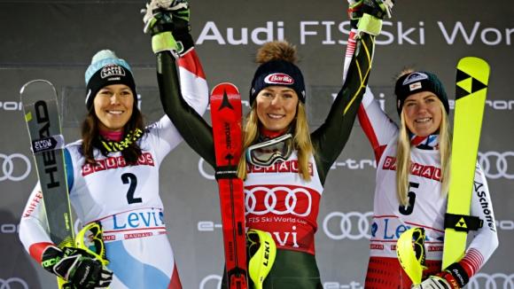 Микаела Шифрин: Спортът е страст за мен