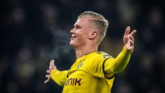 Холанд влезе в историята с нови два гола за Борусия
