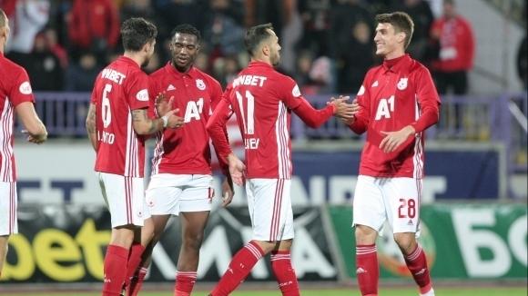 ЦСКА-София с нова загуба в Испания