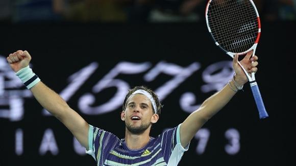 Сензацията е факт! Тийм изхвърли Надал от Australian Open
