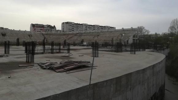 Кметът на Пловдив: МС отпусна 37 милиона за стадионите на Ботев и Локомотив