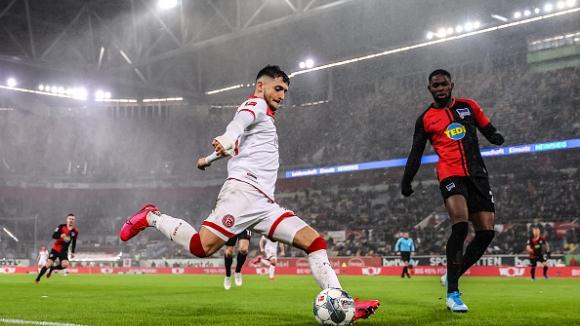 Фортуна изпусна аванс от 3 гола срещу Херта