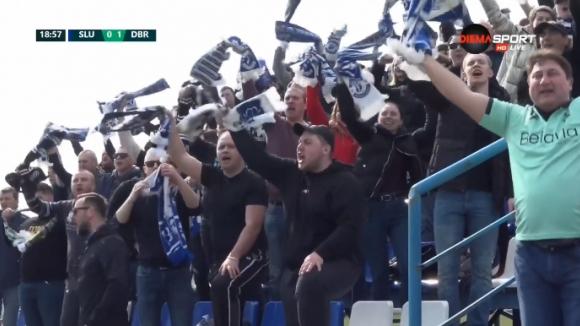 Слуцк - Динамо (Брест) 0:1