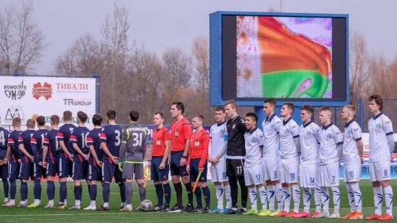 ФК Минск - Динамо (Минск) 3:2