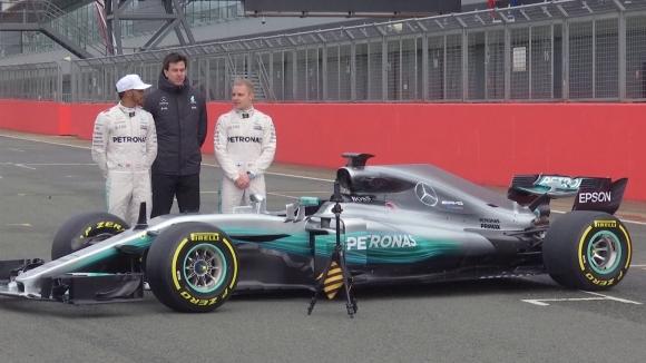 Отбор от Формула 1 ще прави дихателни апарати
