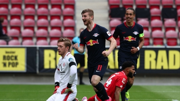 Майнц 05 - Ред Бул Лайпциг 0:5