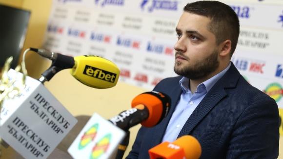 Александър Иванов: Преговаряме с Гънтър, докато с Учиков не сме разговаряли