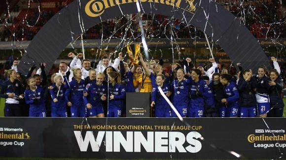 Челси стана шампион на Англия в женския футбол