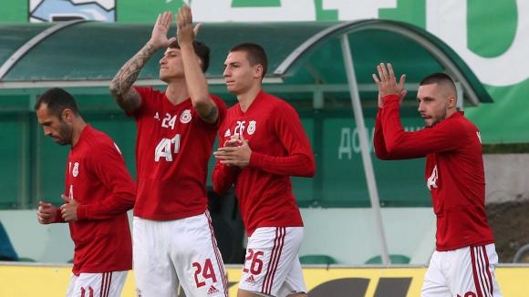 Соу се издъни от бялата точка, ЦСКА-София пропусна да поведе срещу Витоша