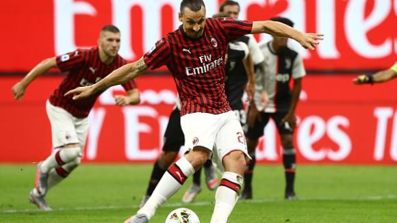 Милан със зрелищен обрат срещу Ювентус