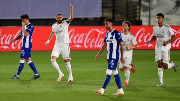 Реал Мадрид - Алавес 2:0