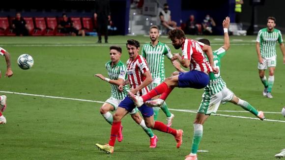 Атлетико Мадрид - Бетис 1:0